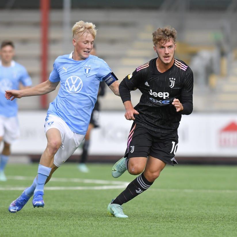 Gallery | UEFA Youth League, Malmö - Juventus