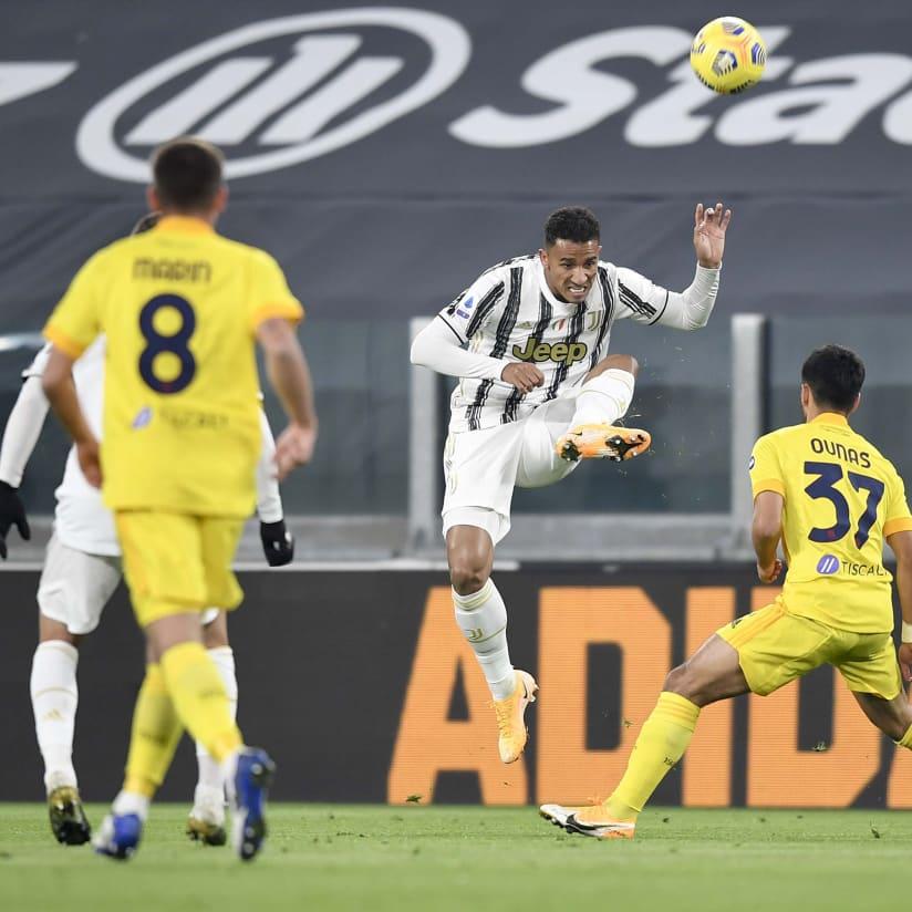 Juventus - Cagliari: fotos