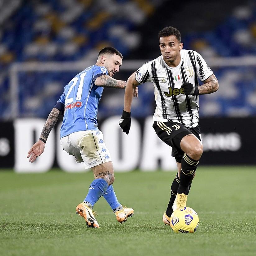 Napoli - Juventus: fotos