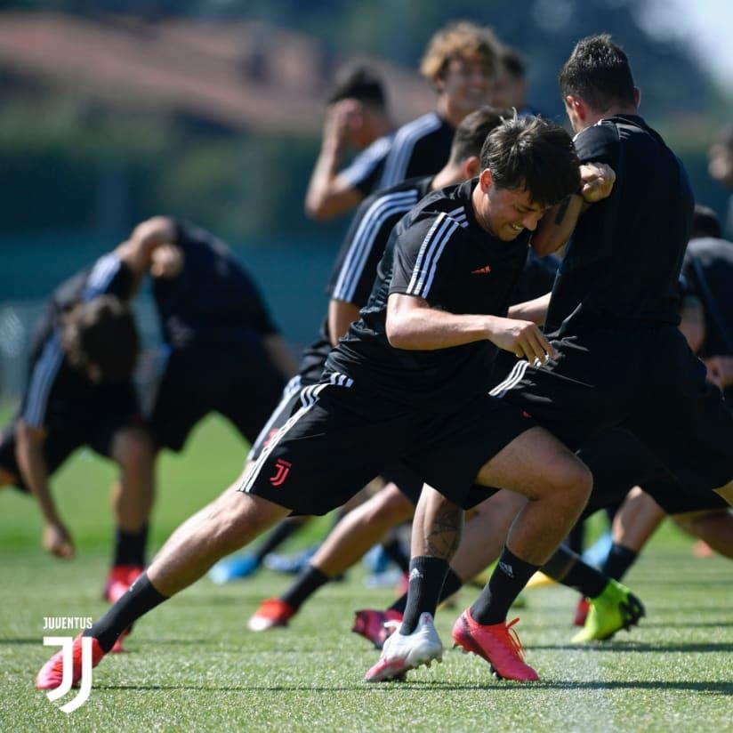 La Under 23 si prepara alla Finale di Coppa Italia