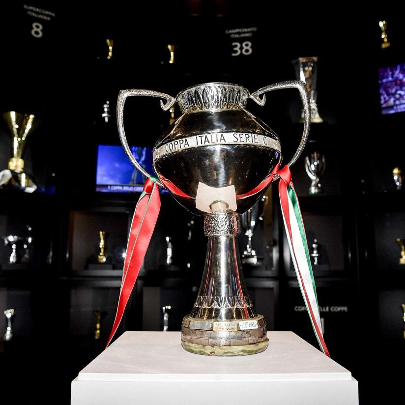 La Coppa Italia Serie C allo Juventus Museum