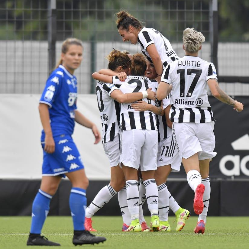 Gallery | Juventus Women - Empoli