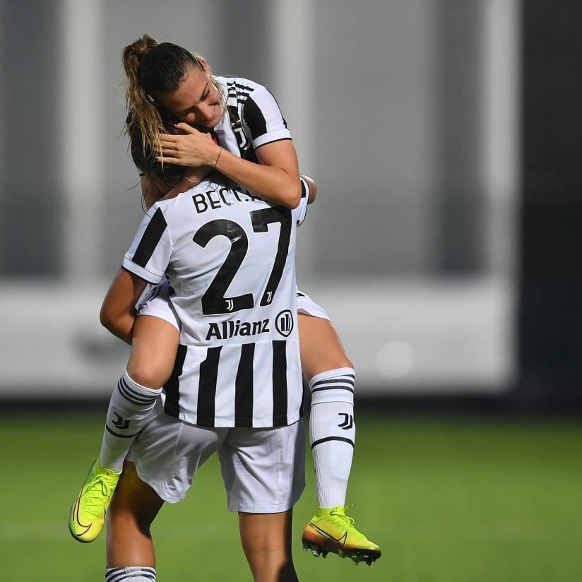 Gallery | Fine 4-1 friendly win for Bianconere!