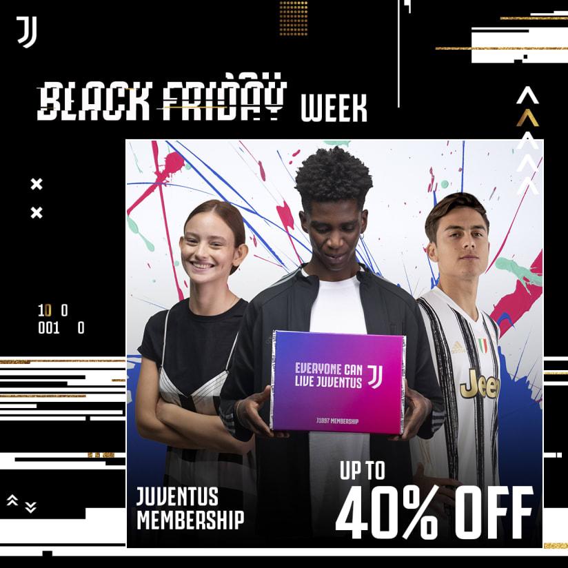 Juve Black Friday Week- Discover The Deals