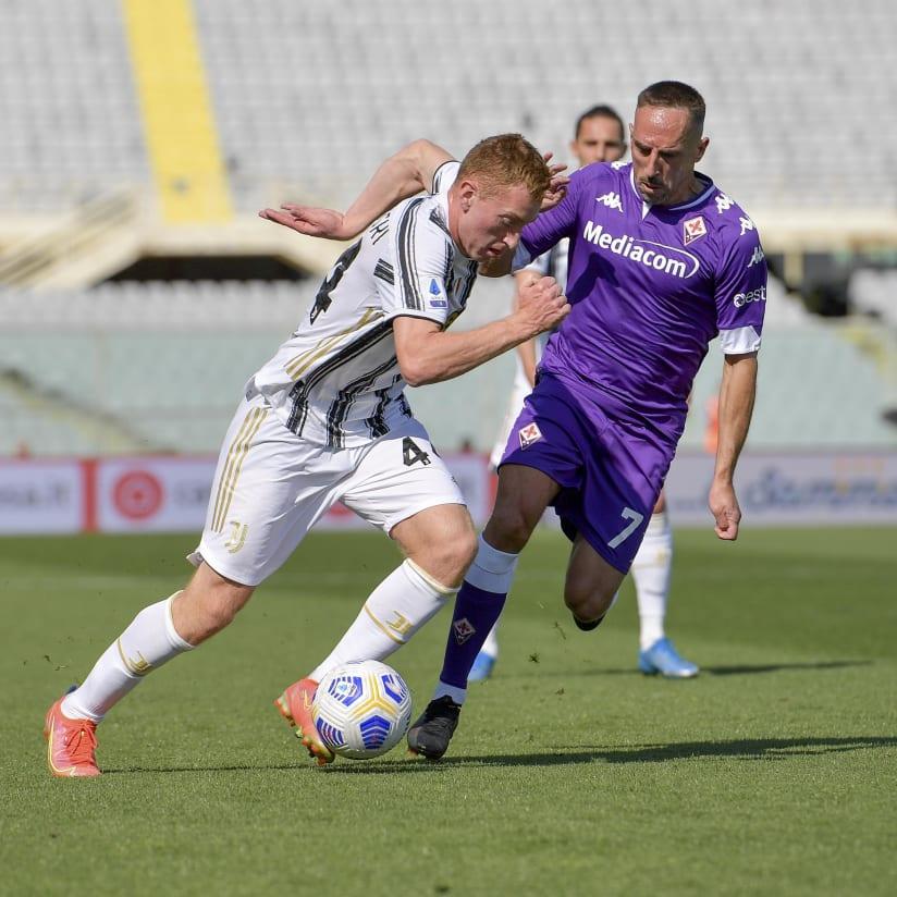 Fiorentina - Juventus: photos