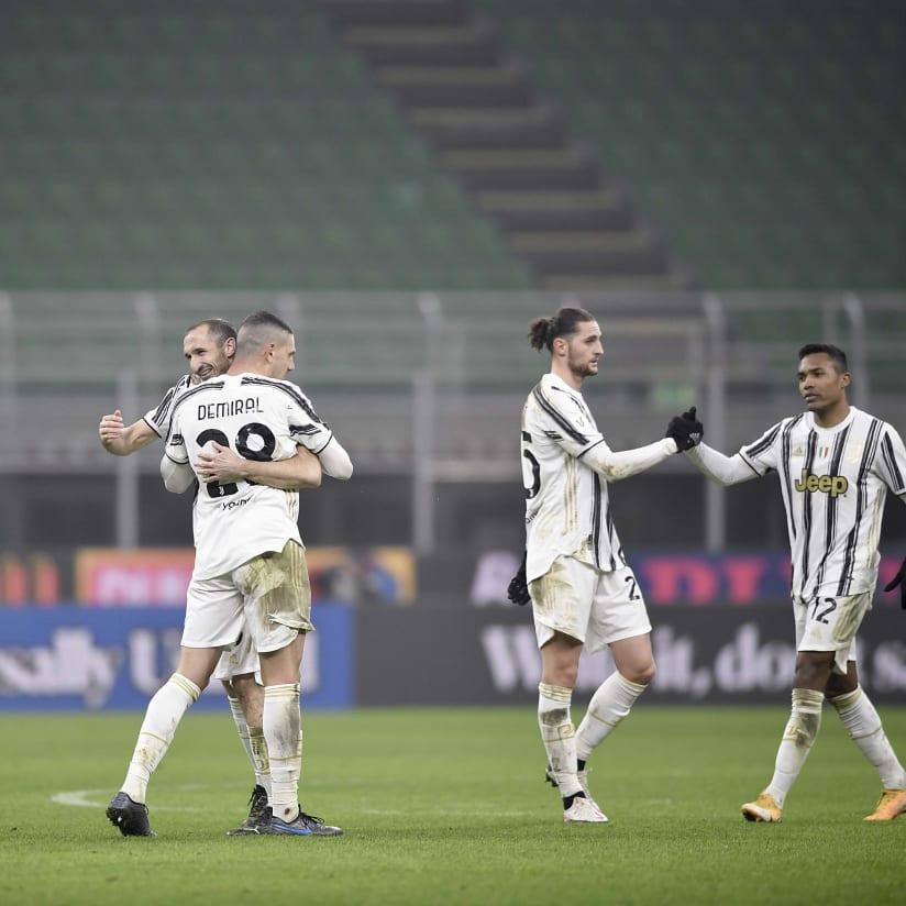 Inter - Juventus: fotos