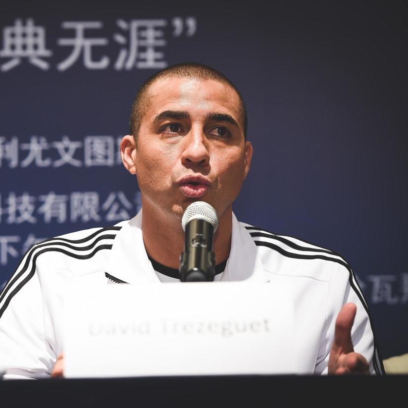 David Trezeguet, the second life in Bianconero
