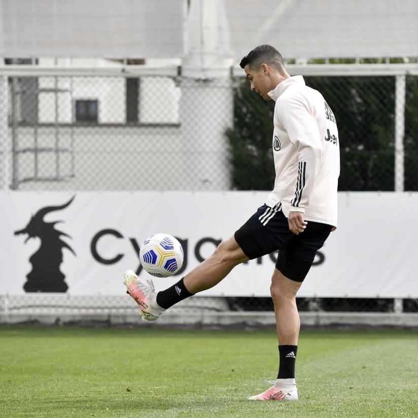 Galeria | Treino de sexta para Udinese - Juve