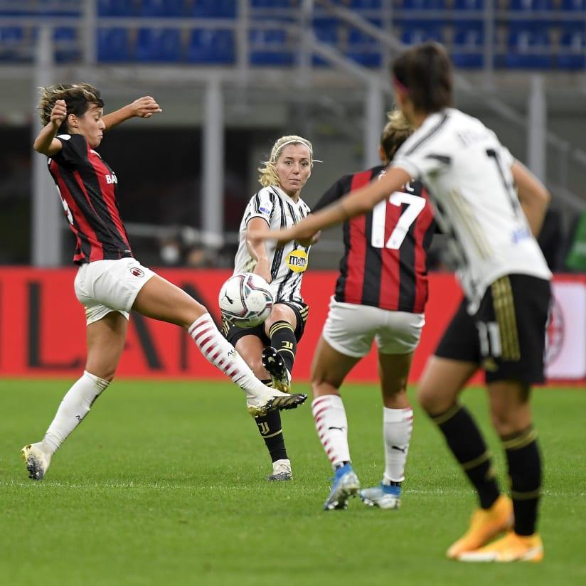 Match Gallery | Milan-Juventus Women