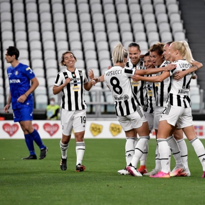 Juventus Women, il messaggio e l'impegno