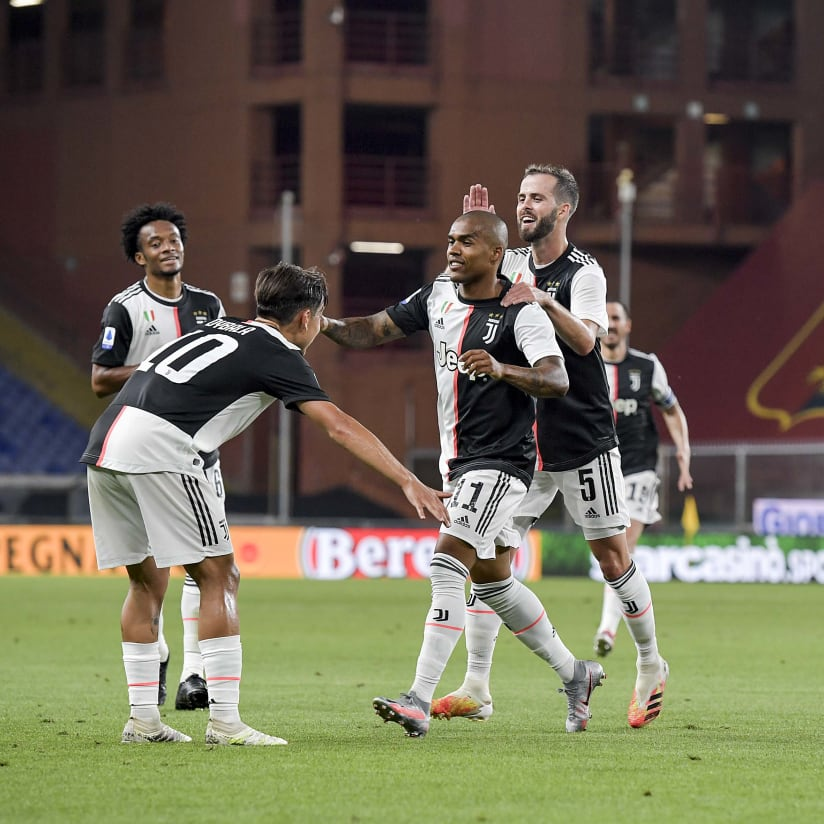 Genoa-Juventus: photos
