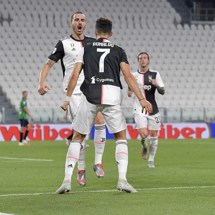 Juventus-Atalanta: photos