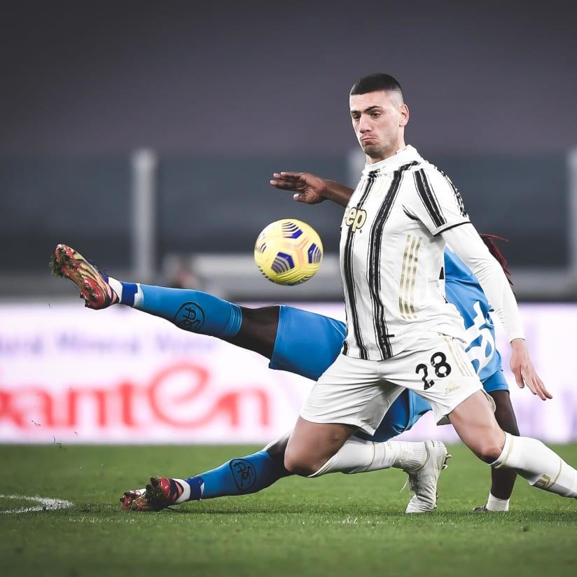 Merih Demiral: two years in Bianconero