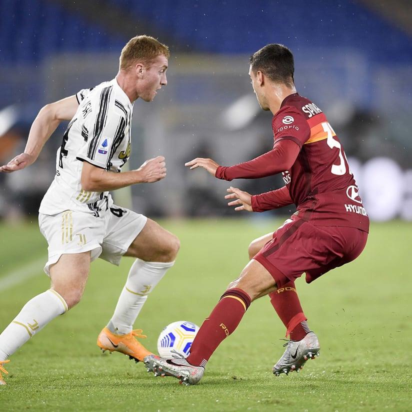 Roma-Juventus: photos