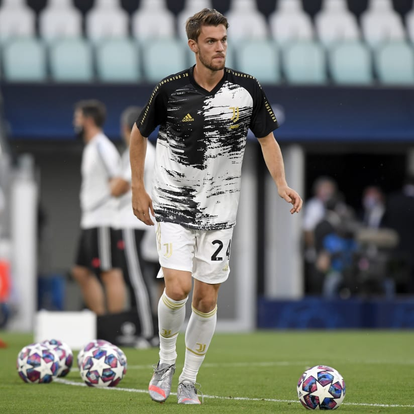 Five years together with Rugani