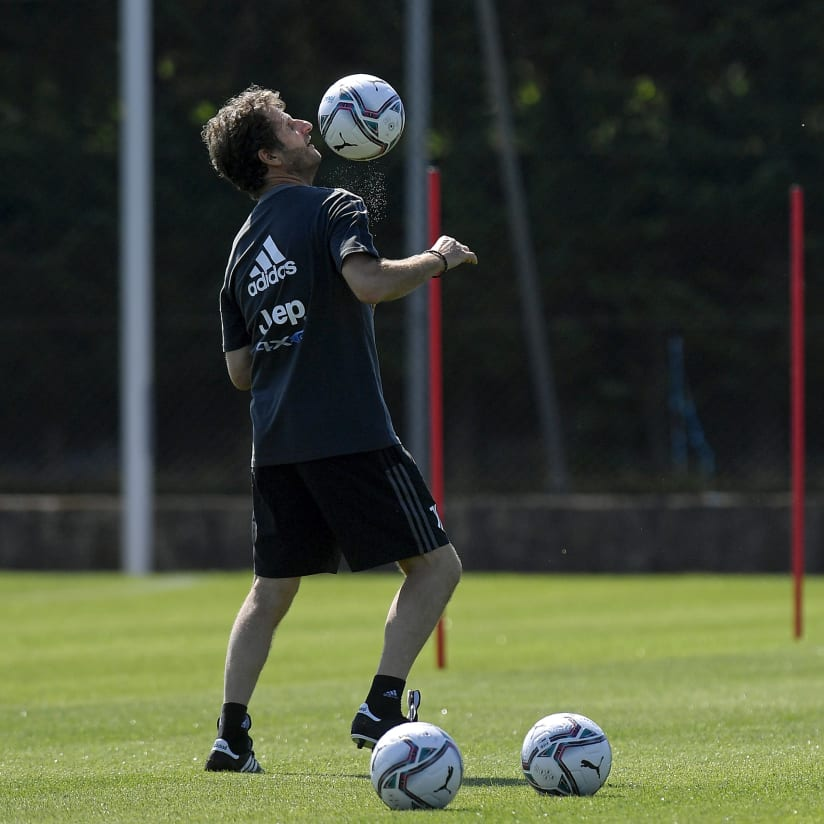 Gallery | Bianconere's First Training Session