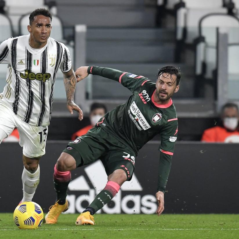 Juventus - Crotone: fotos