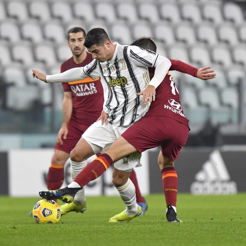 Juventus - Roma: fotos