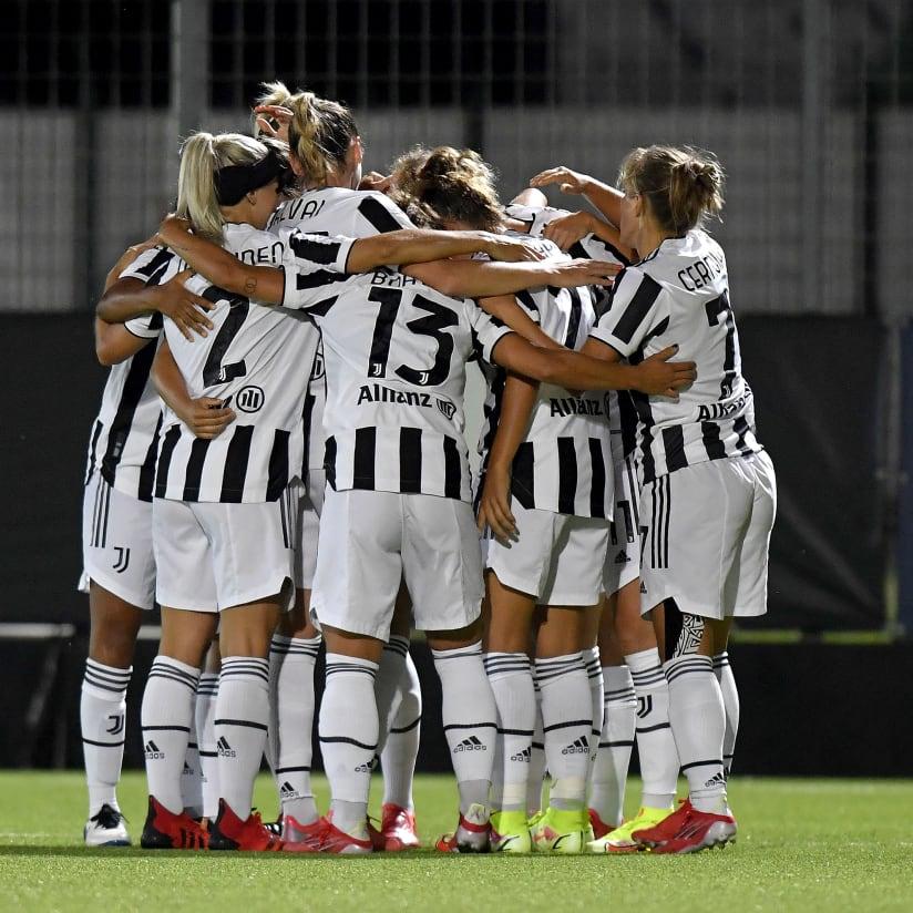 Gallery   St. Polten - Juventus Women