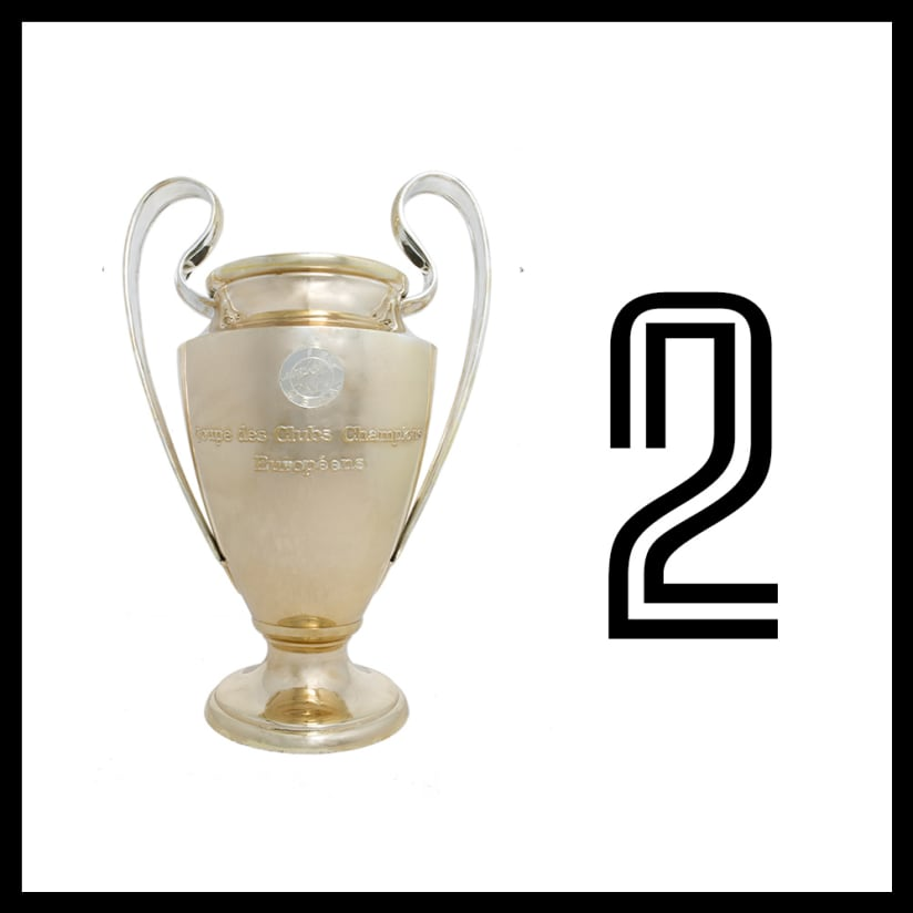 European Champion Clubs' Cup - UEFA Champions League