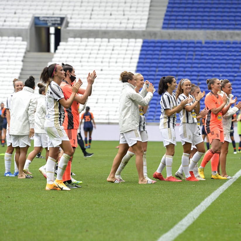 Montpellier Women v Juventus Women