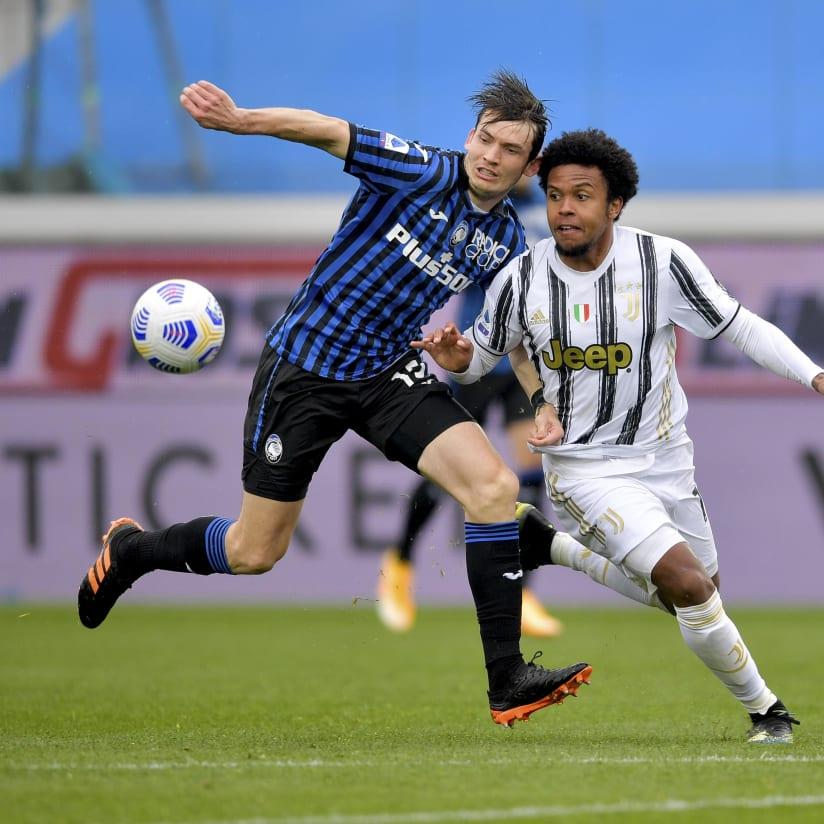 Le immagini di Atalanta - Juventus