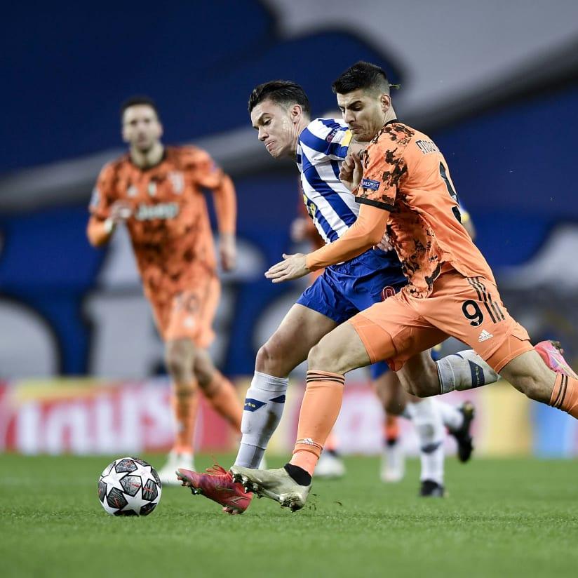 Porto - Juventus: fotos