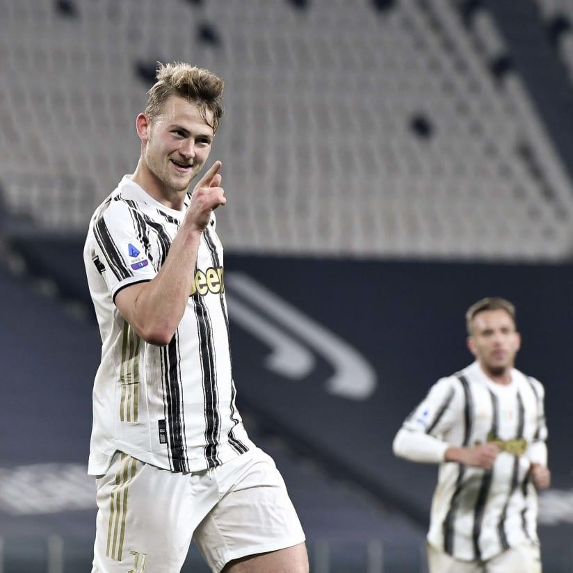 Le immagini di Juventus - Parma