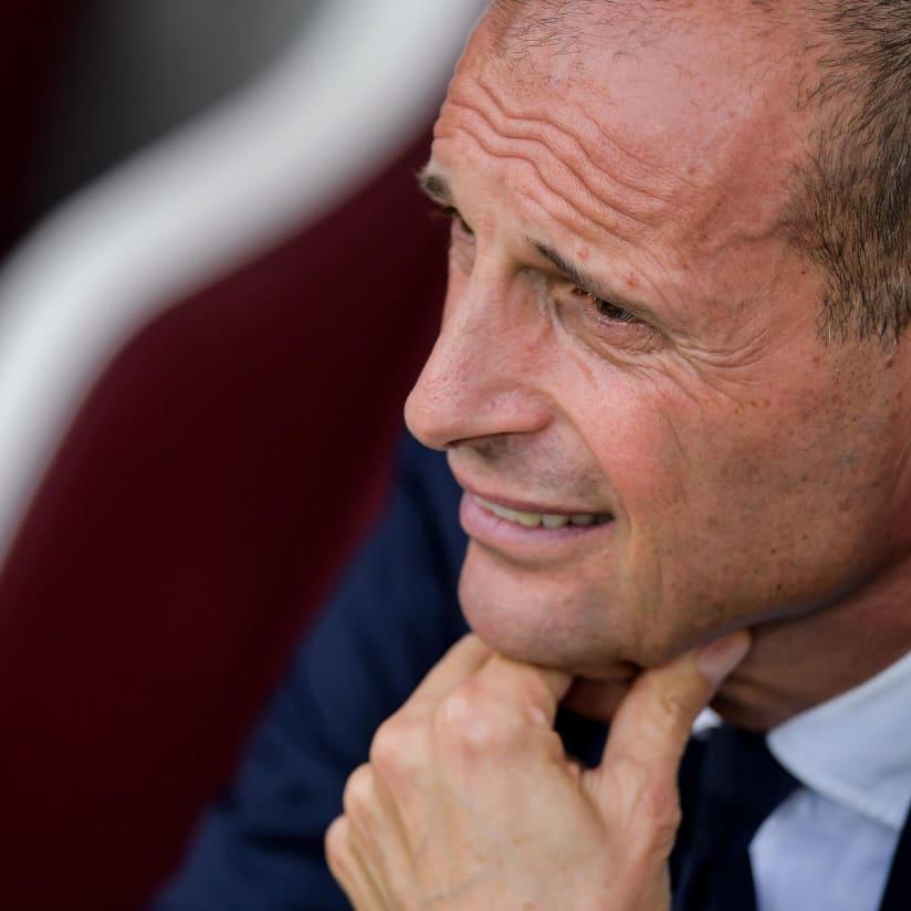 Entrevistas após Torino x Juventus