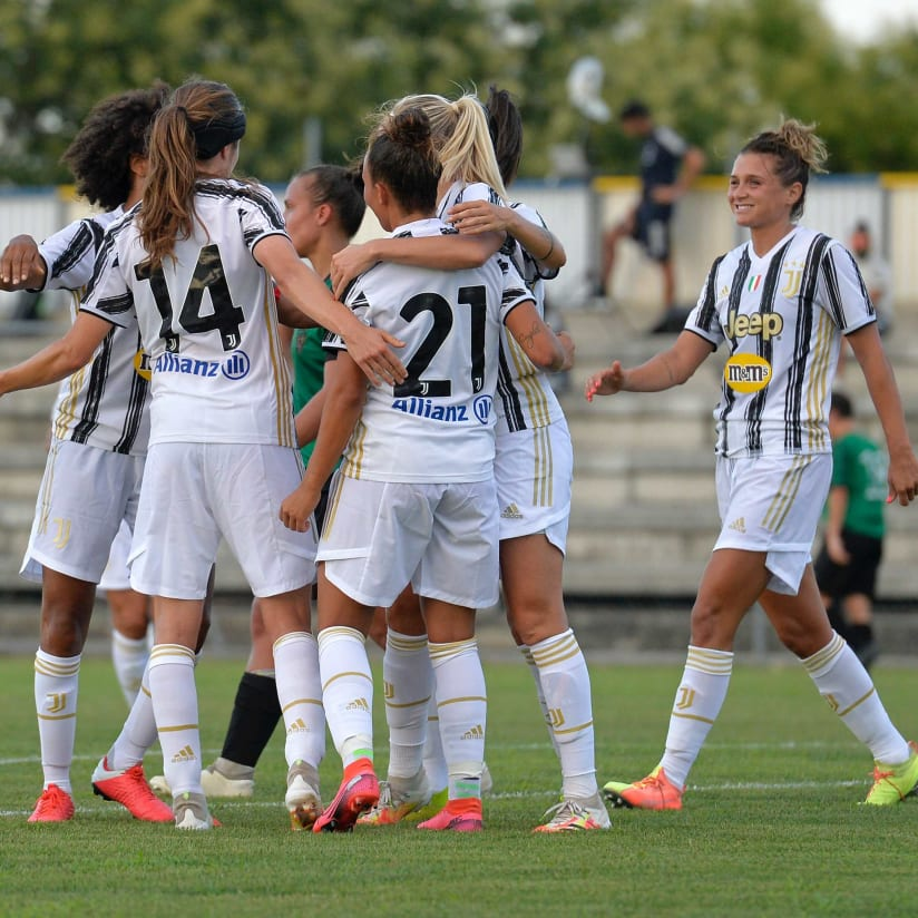 Juventus Women - Florentia Preseason Friendly