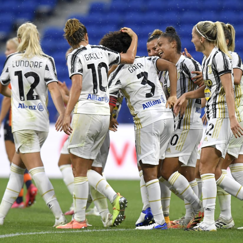 Juventus Women - Montpellier In Pictures