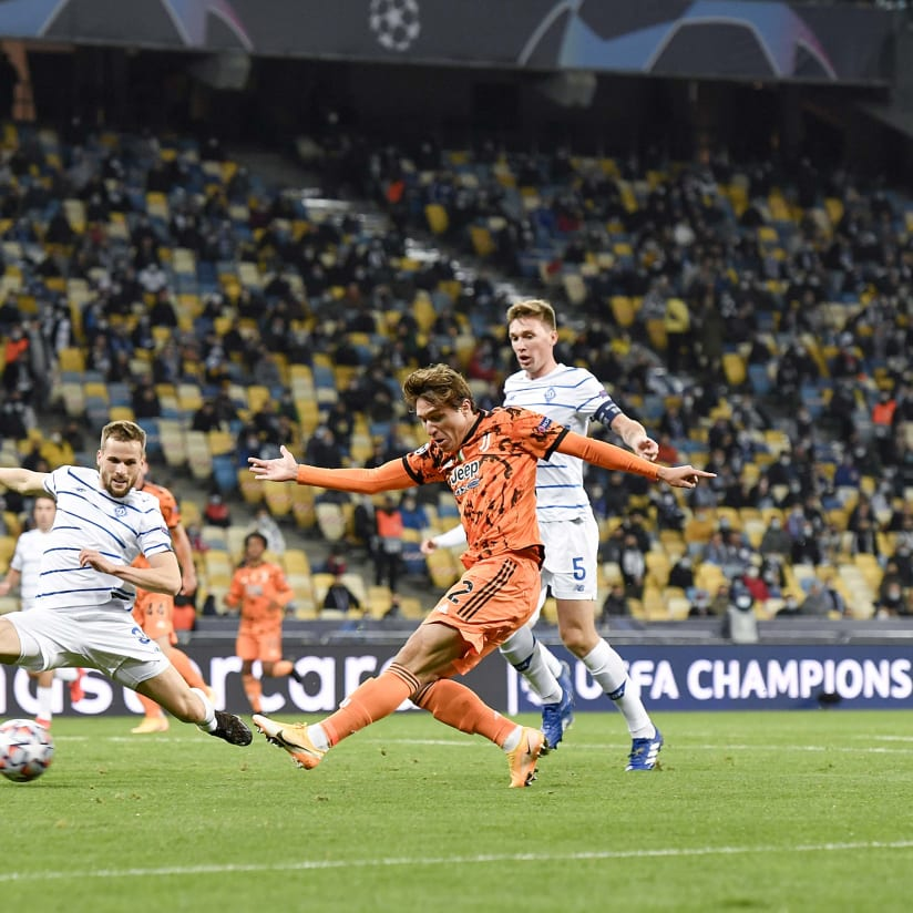Dynamo Kiev - Juventus: photos