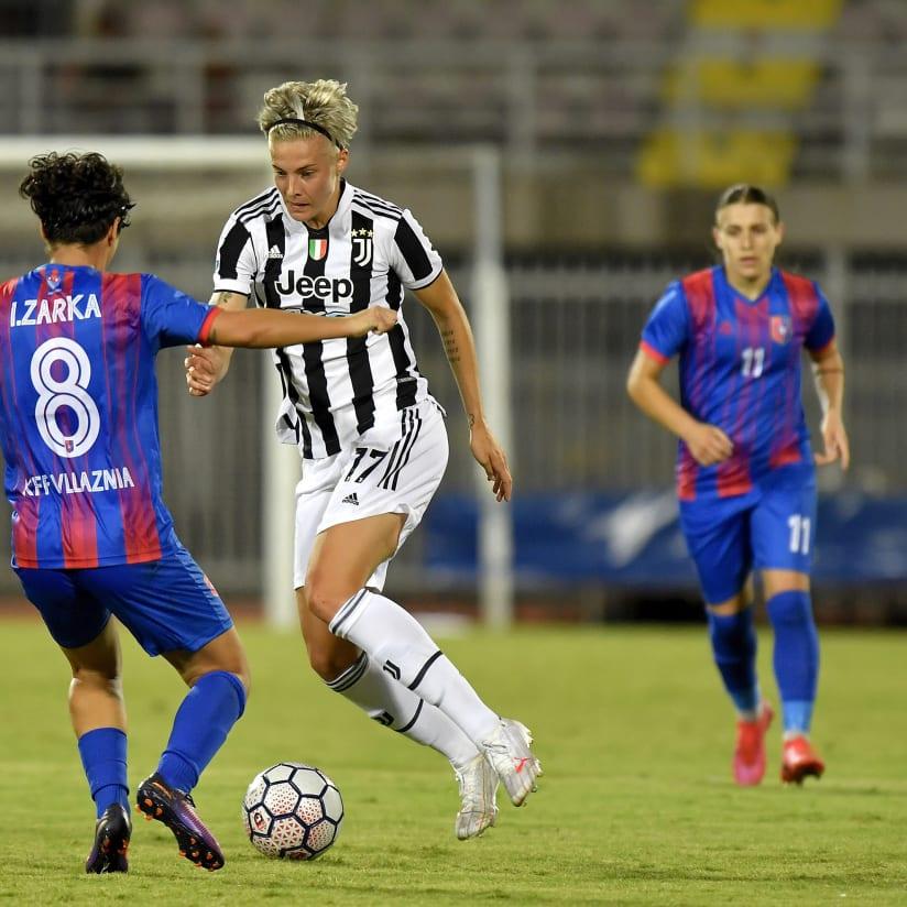 Gallery | Vllaznia - Juventus Women