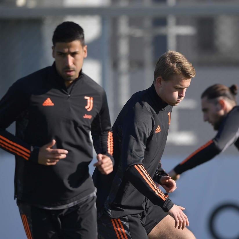 Últimos ajustes para o Ferencvaros