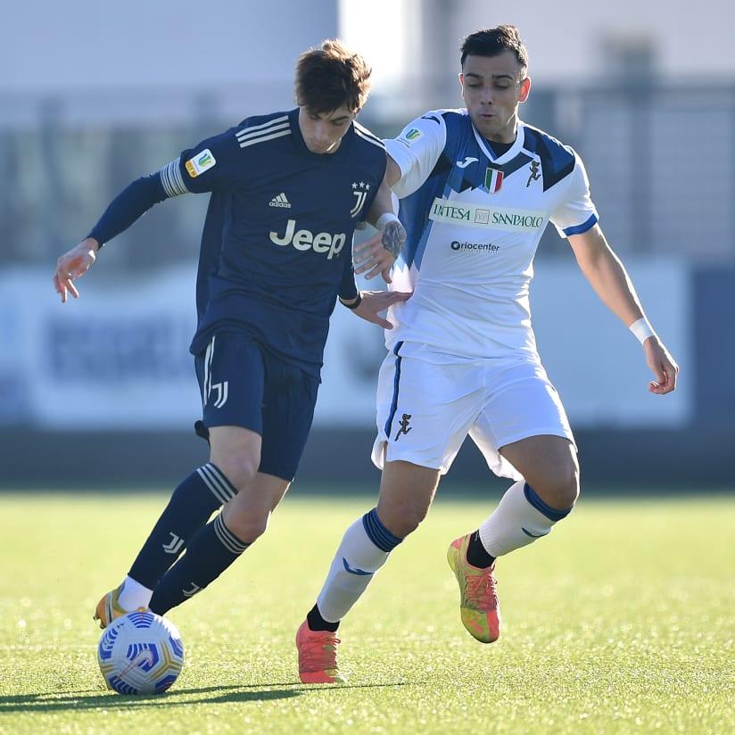 U19 | Successo in amichevole con l'Atalanta