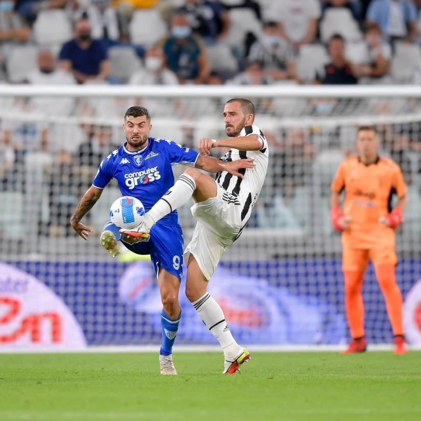 Juventus - Empoli: photos