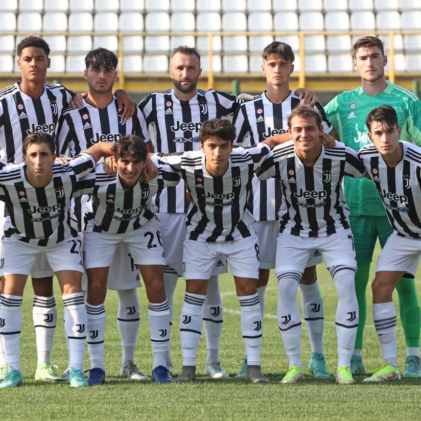 Gallery   Under 23 al secondo turno di Coppa Italia!