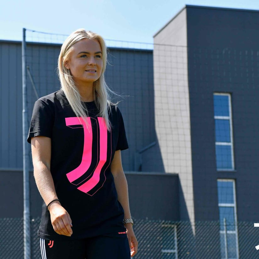 Matilde Lundorf signs for Juve