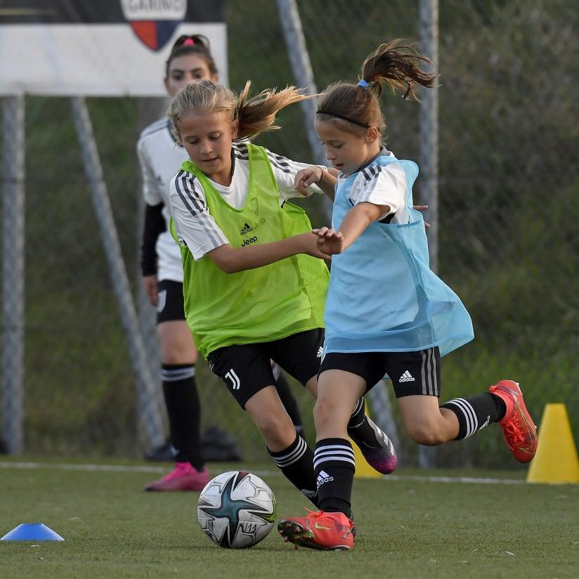 Under 11 e Under 12 femminile in campo!
