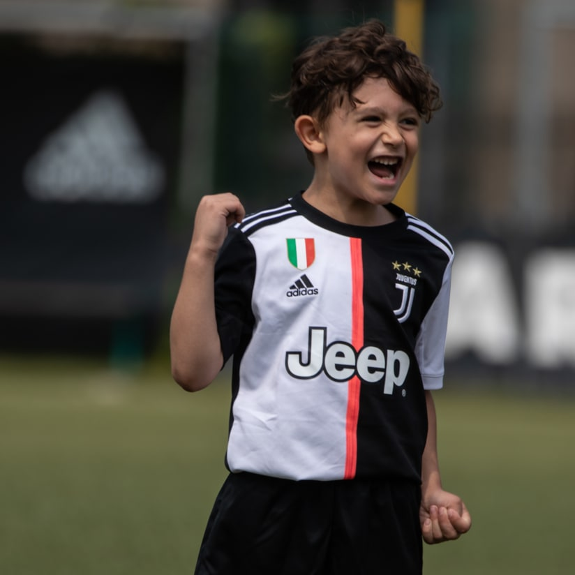 Juventus Summer Camps have officially started