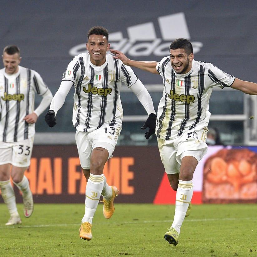 Statistik Laga | Juventus - Genoa