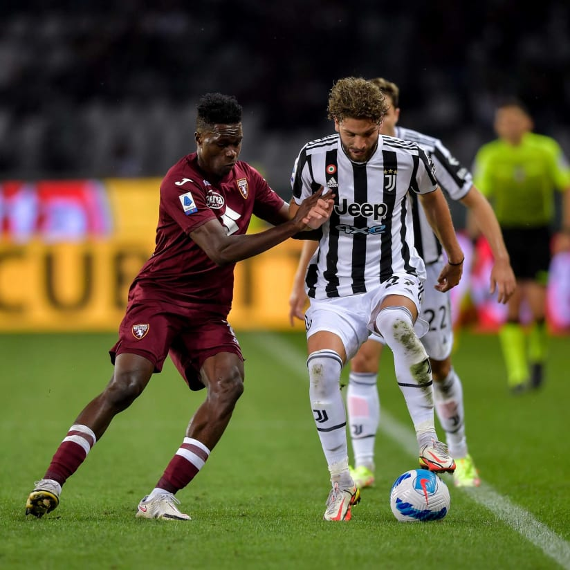 Torino - Juventus: fotos