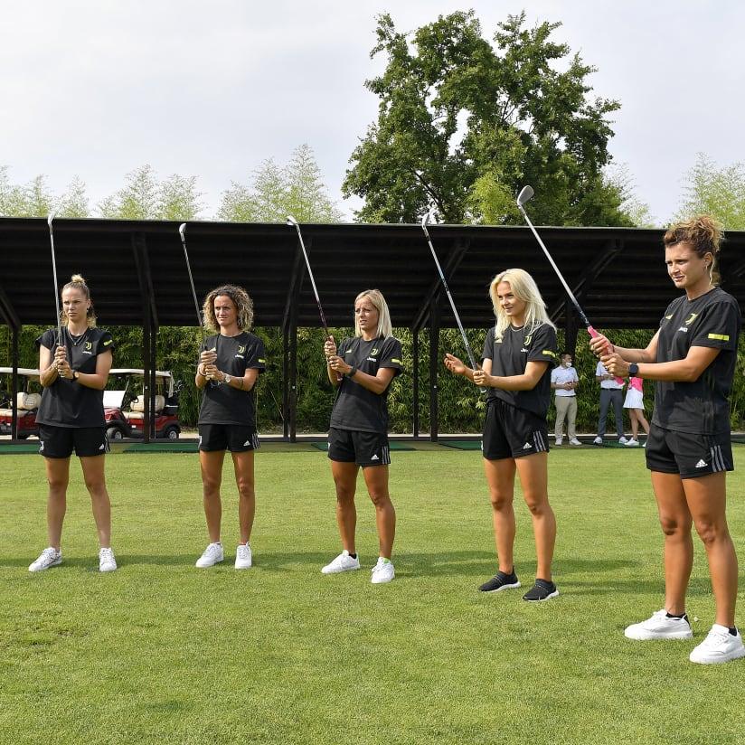 Gallery | Bianconere guests at European Ladies' Amateur Championship