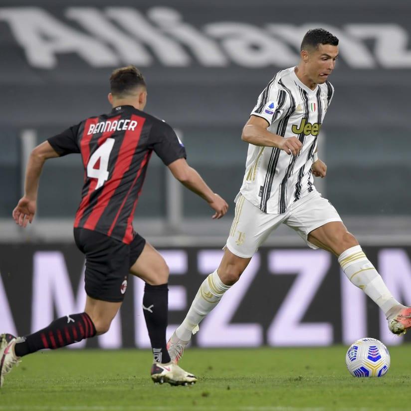 Juventus - Milan: fotos