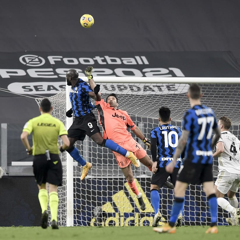 Juventus - Inter: fotos
