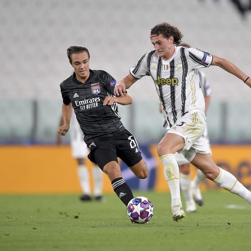 Juventus-OL: fotos