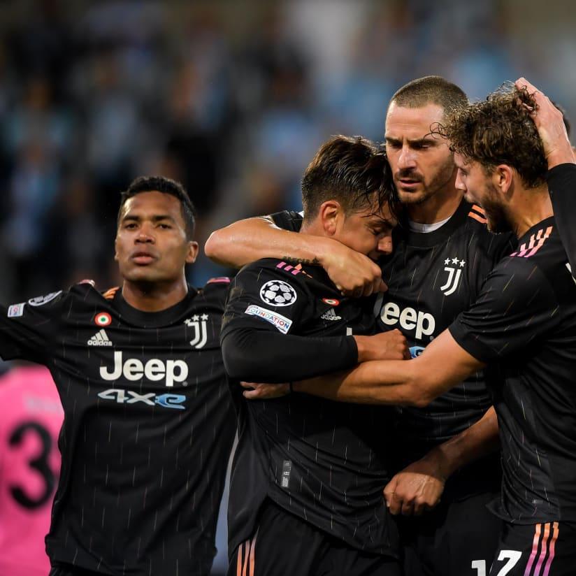 Le immagini di Malmö - Juventus