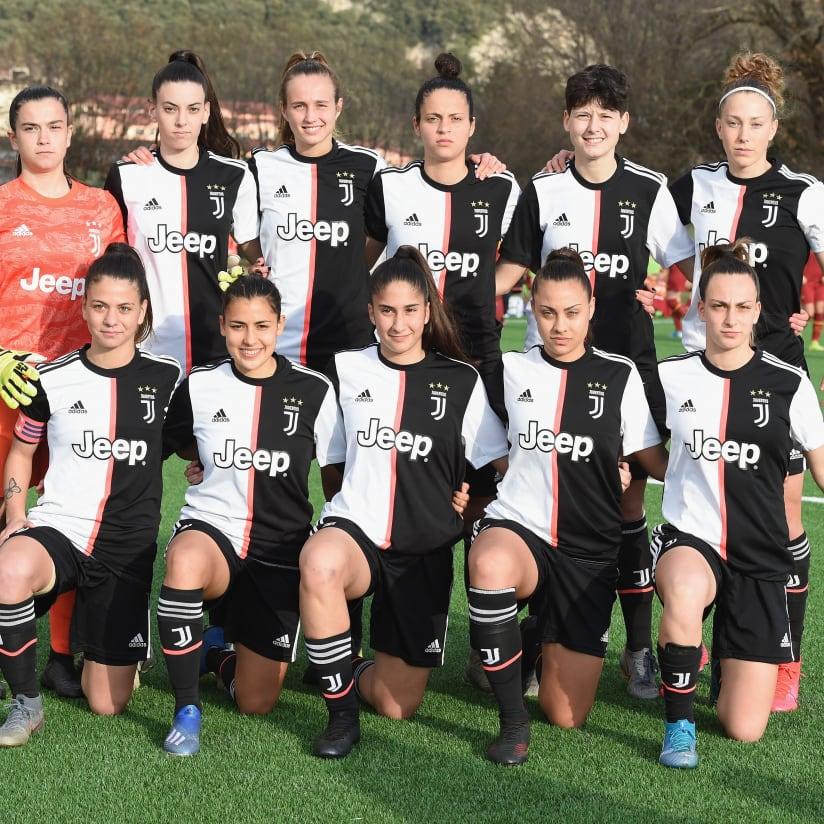 La Viareggio Women's Cup sub'19 es bianconera