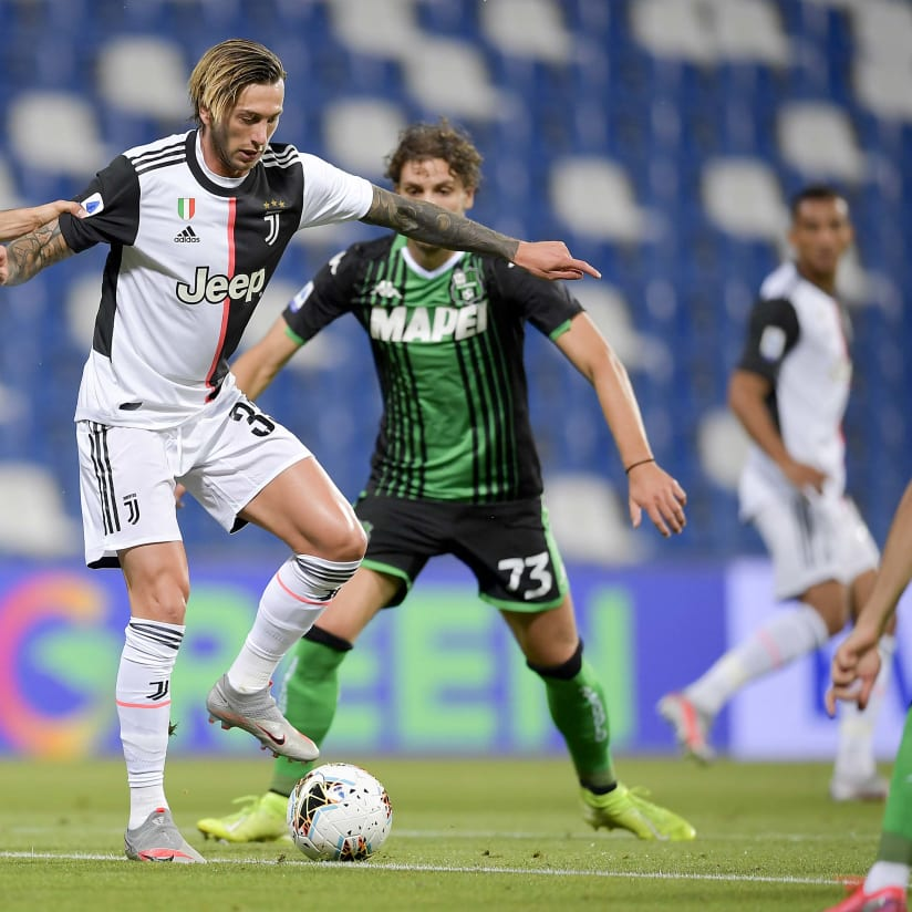 Sassuolo-Juventus: photos