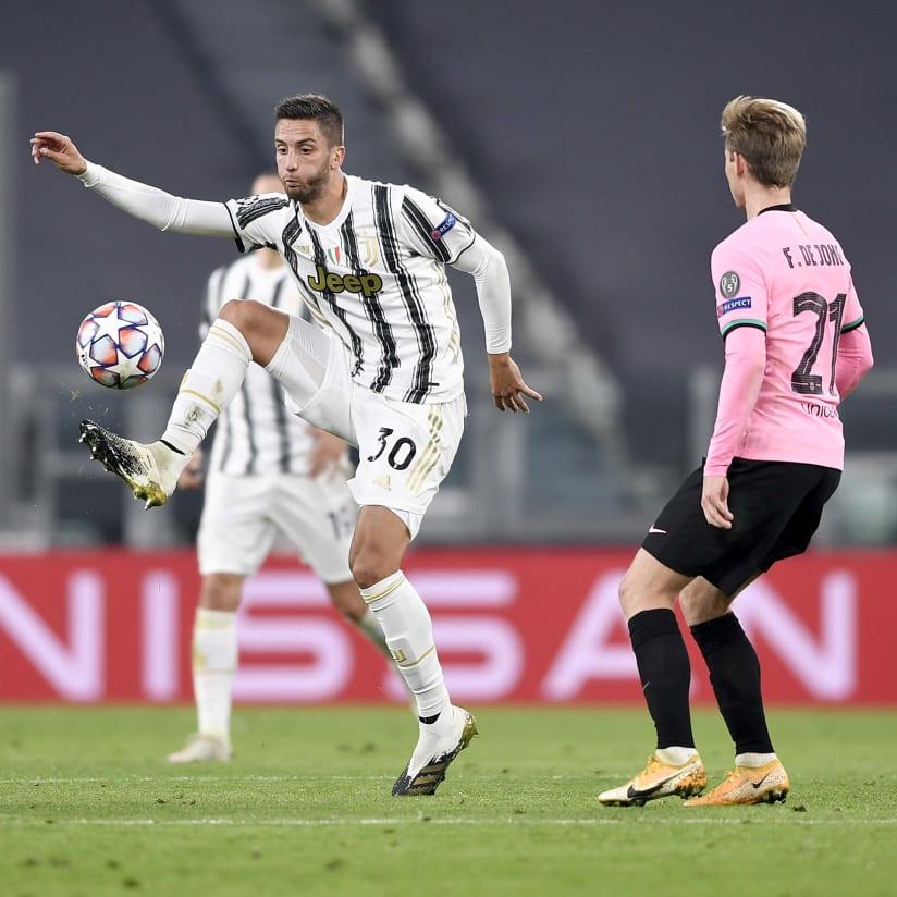 Juventus - Barcelona: photos